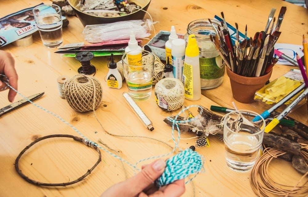 Activité manuelle atelier DIY pour enfant